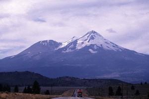 Mount Shasta photo by Martin Gray