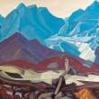 Artwork by Nicholas Roerich